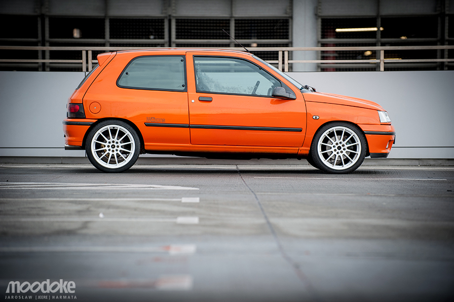 Renault Clio Williams 93′