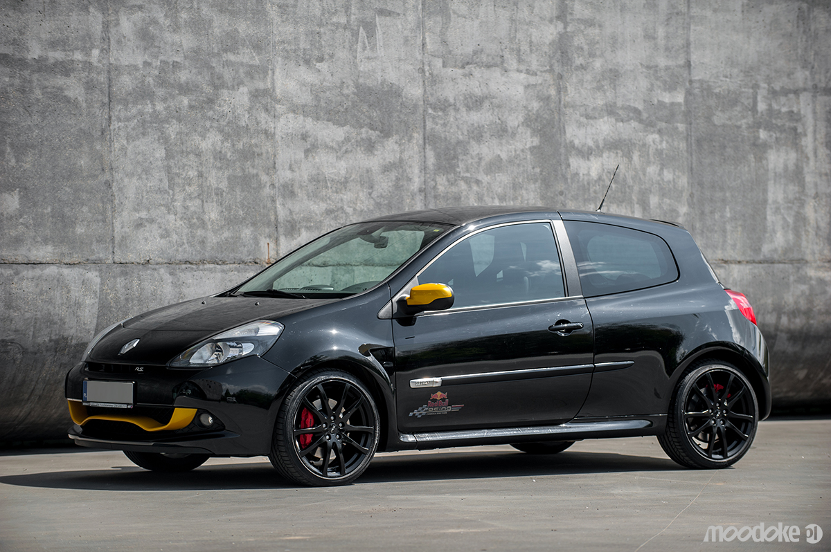 Renault Clio RS RedBull Edition