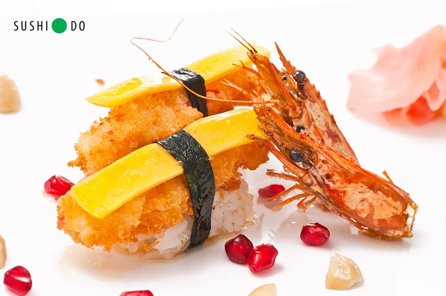 Fotografujemy dla SUSHI-DO, fantastycznej japońskiej restauracji